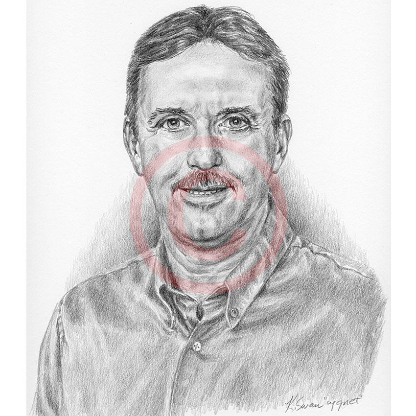 Custom Pencil Drawings and Portraits by Kelli Swan   Pet ...